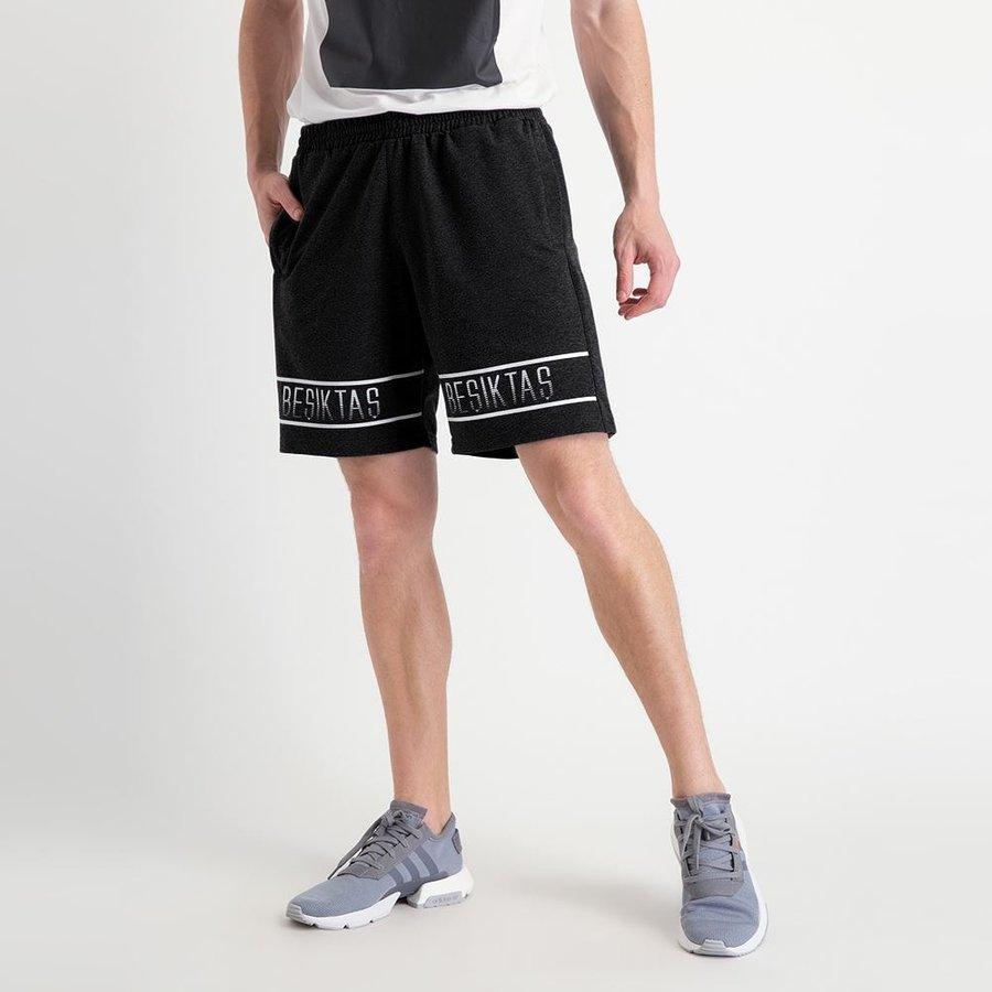 Beşiktaş Short Heren 7919453 Zwart