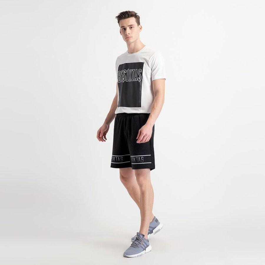 Beşiktaş Short Herren 7919453 Schwarz