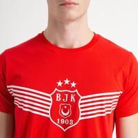 Beşiktaş T-Shirt Heren 7919116 Rood