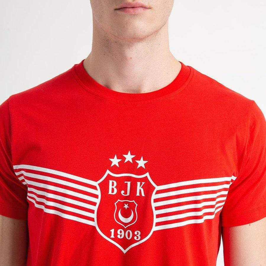 Beşiktaş T-Shirt Herren 7919116 Rot