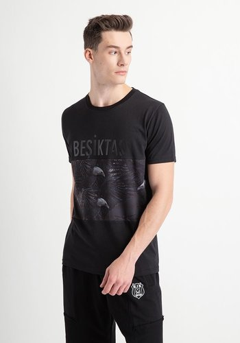 Beşiktaş Mens Layer Eagle T-Shirt 7919117