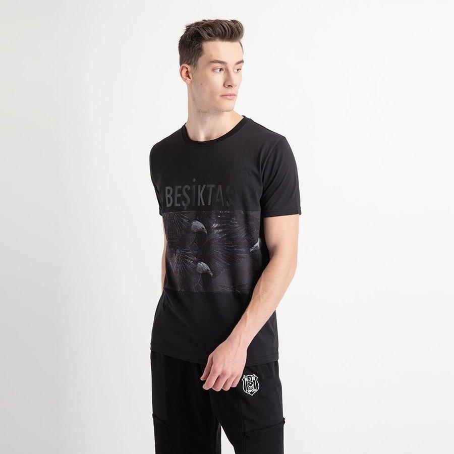 Beşiktaş Layer Eagle T-Shirt pour Hommes 7919117