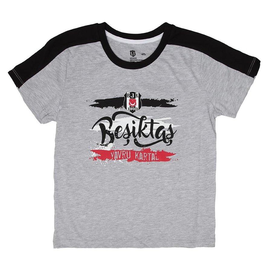 Beşiktaş T-Shirt Kinderen Y19-130