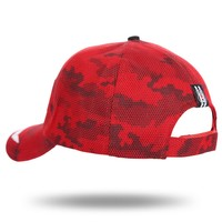 Beşiktaş Camouflage Cap 12 Red