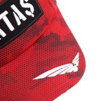 Beşiktaş Camouflage Kappe 12 Rot