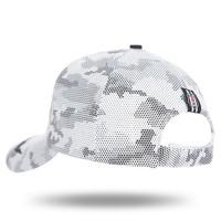 Beşiktaş Camouflage Kappe 12 Schwarz-Weiss