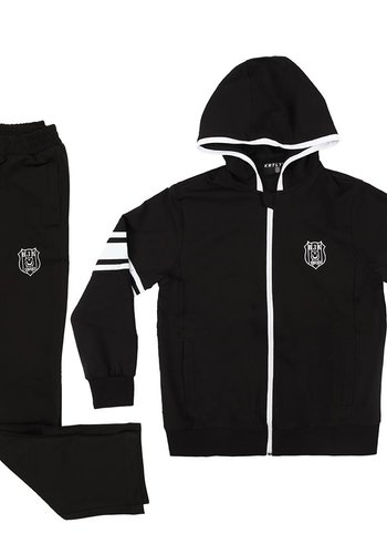 Beşiktaş Hooded Trainingspak Kinderen 6819353