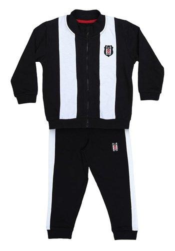 Beşiktaş kids striped tracksuit 02
