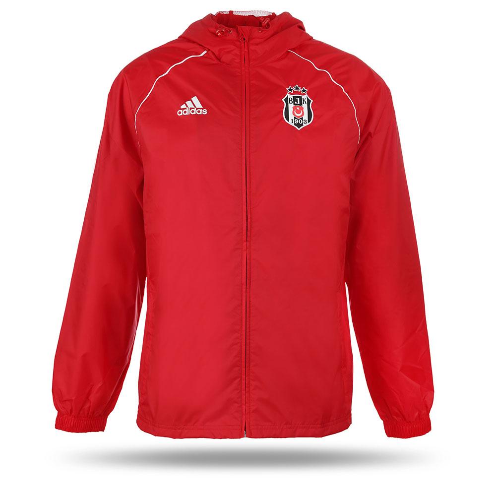 adidas Beşiktaş 19 20 Core Regenmantel CV3695