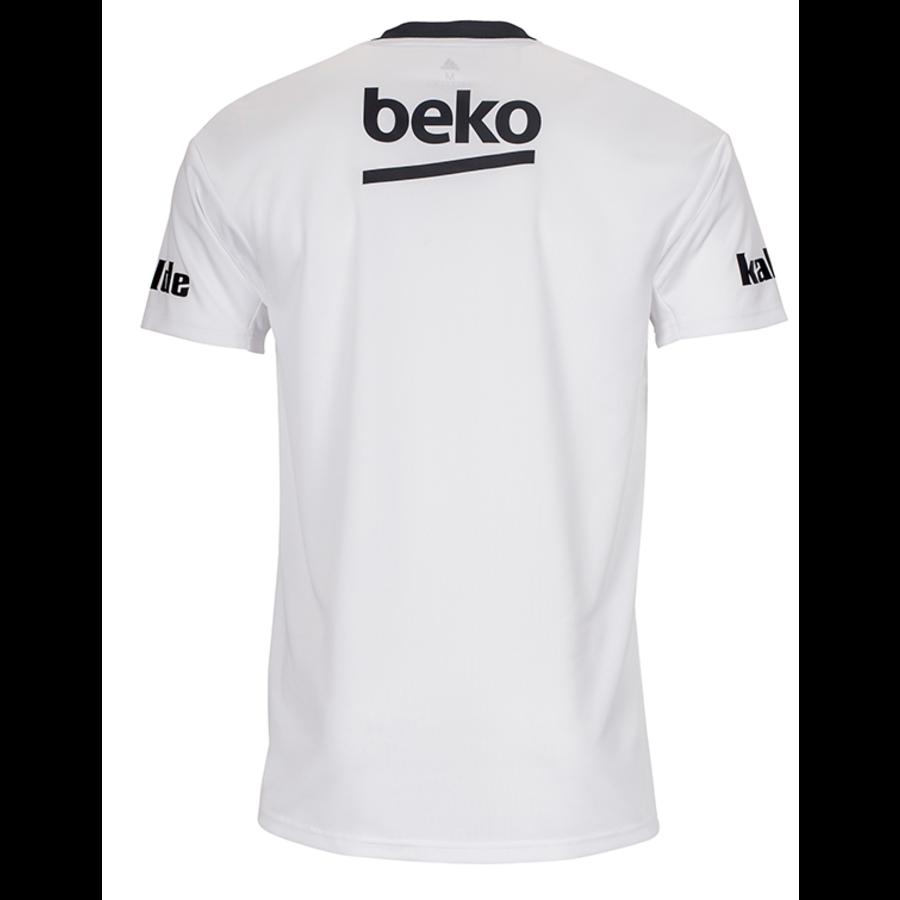adidas Beşiktaş Shirt Wit 19-20