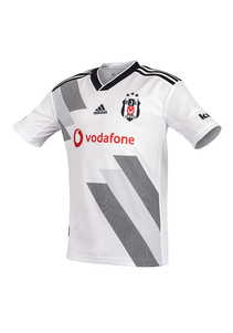adidas Beşiktaş Maillot Blanc Pour Enfants 19-20