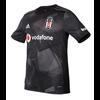 adidas Beşiktaş Shirt Zwart Kinderen 19-20
