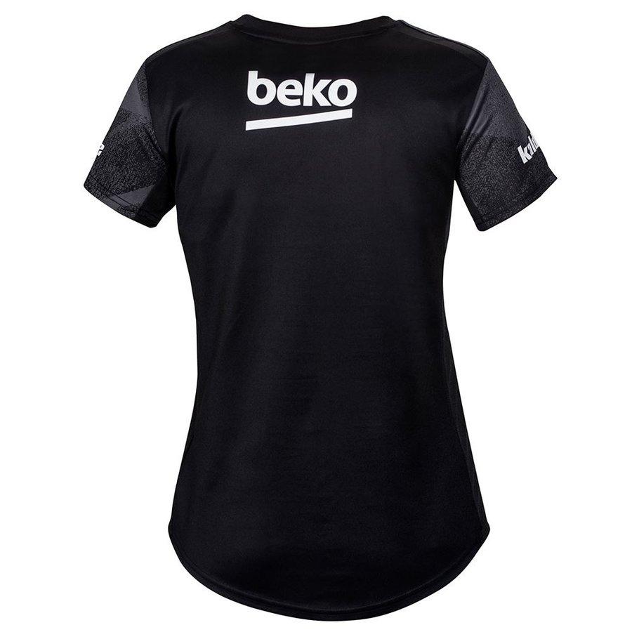 adidas Beşiktaş Damesshirt Zwart 19-20