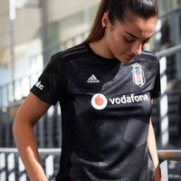 adidas Beşiktaş Womens Black Shirt 19-20