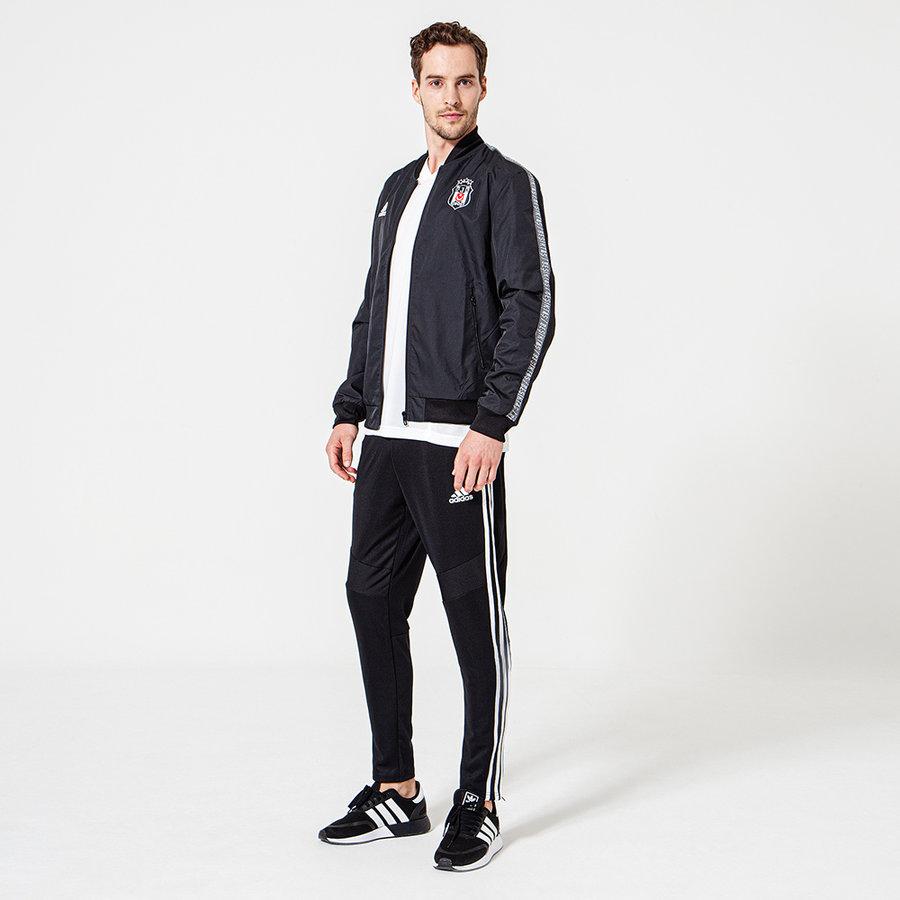 adidas Beşiktaş 2019-20 Anthem Präsentation Jacke DX3755