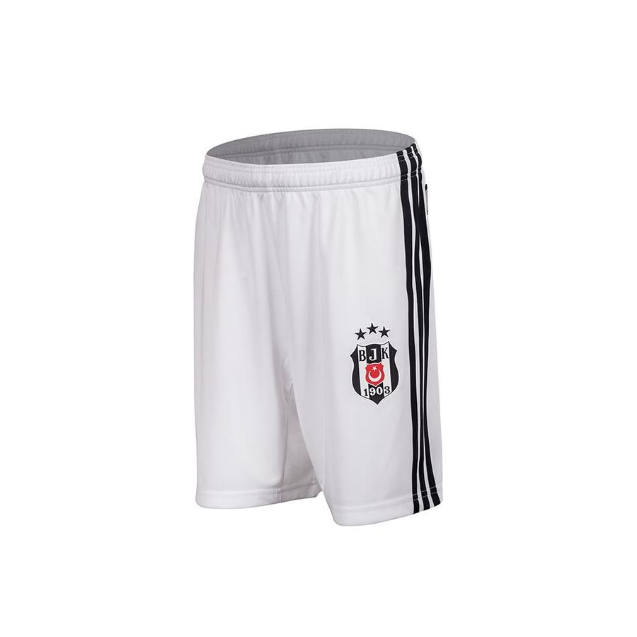 adidas Beşiktaş Short Wit Kinderen 19-20 (Thuis) DX3699