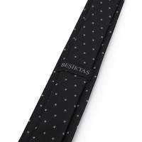 Beşiktaş gepunktete Krawatte in Box 02