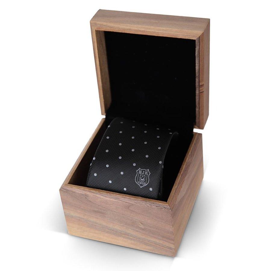 Beşiktaş Polka-dot Tie in Box 02
