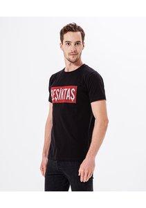 Beşiktaş Mens Nail Print T-Shirt 7920104