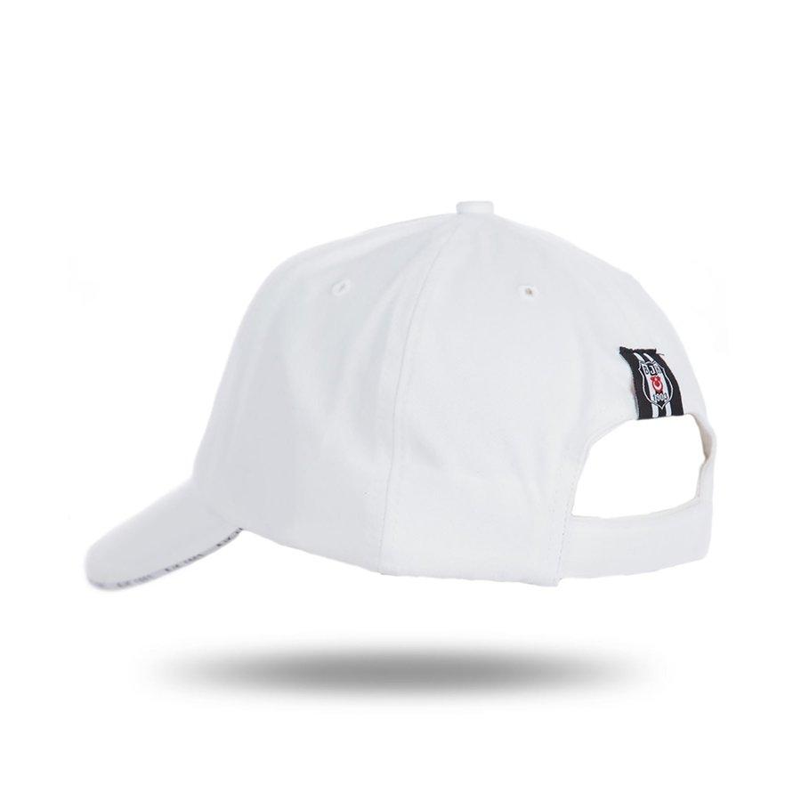 Beşiktaş Cap 10 White