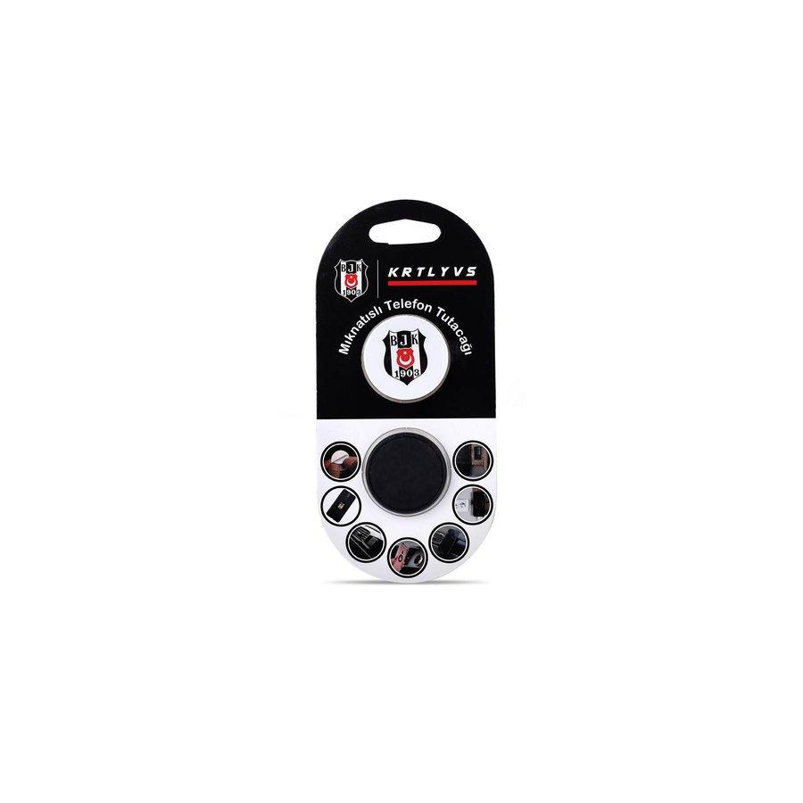 Beşiktaş Magnet Phone Holder White