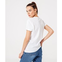 Beşiktaş Womens Statement T-Shirt 8920123 White