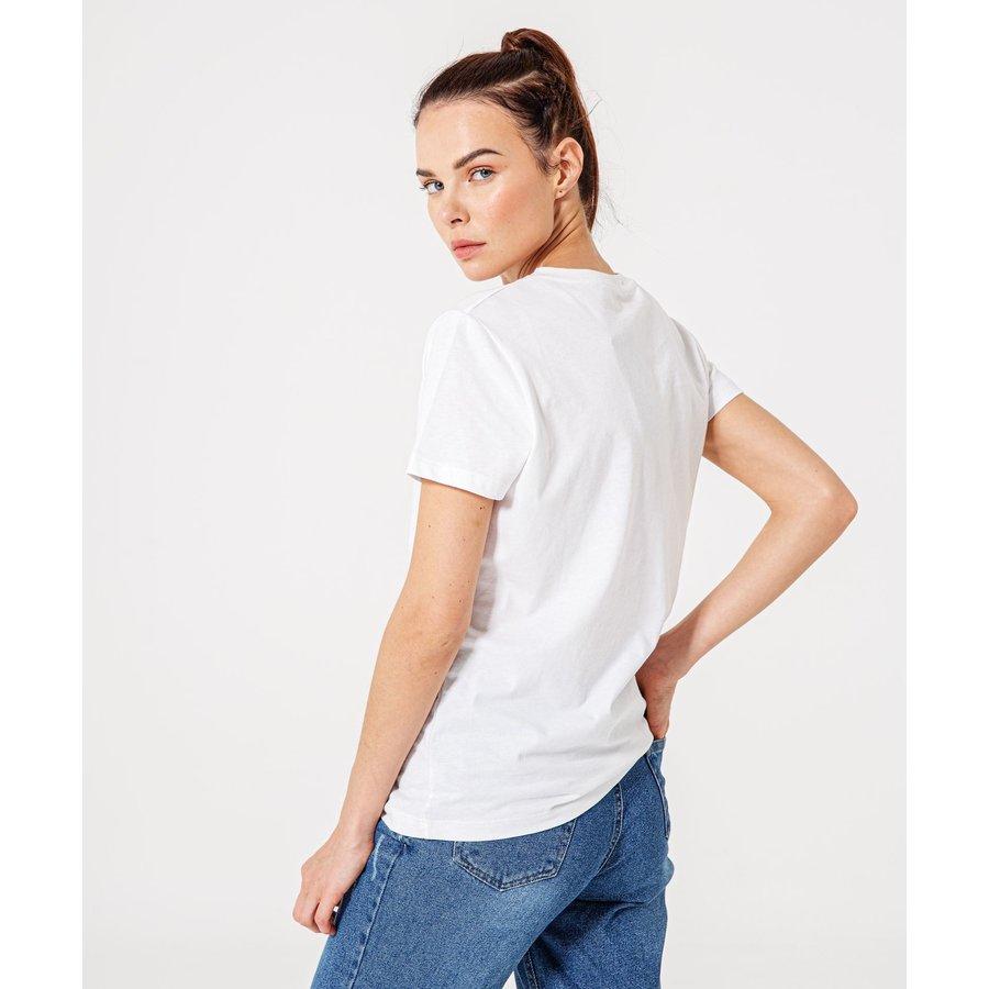 Beşiktaş Statement T-Shirt Damen 8920123 Weiss