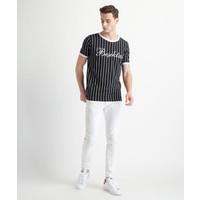 Beşiktaş Modern College T-Shirt Heren 7919121 Zwart