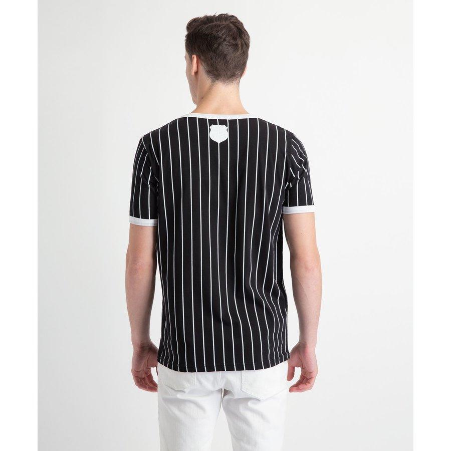 Beşiktaş Mens Modern College T-Shirt 7919121 Black