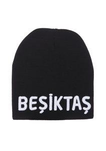 Beşiktaş Mütze 02 schwarz Unisex