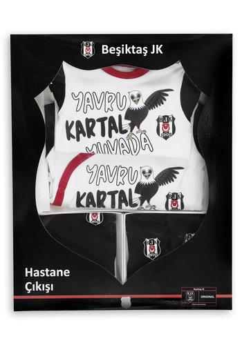 BEŞİKTAŞ BEBEK HASTANE ÇIKIŞ SETİ-7 PRÇ.-K19-100