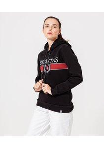 Beşiktaş Statement Hooded Sweater Dames 8920236 Zwart
