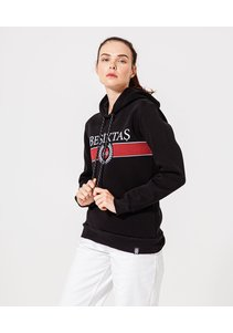 Beşiktaş Womens Statement Hooded Sweater 8920236 Black