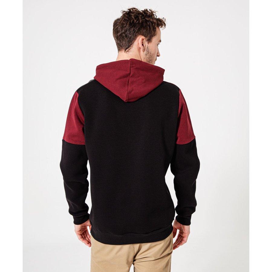 Beşiktaş Colorblock Hooded Sweater Heren 7920218