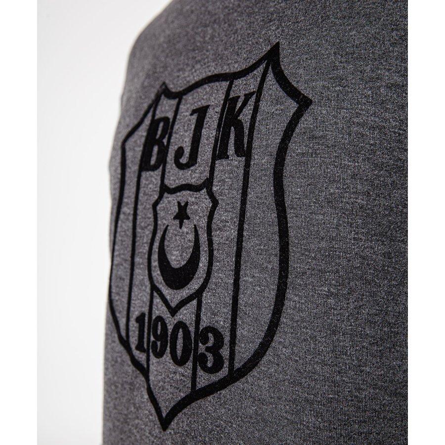 Beşiktaş Logo Hooded Sweater Heren 7920221