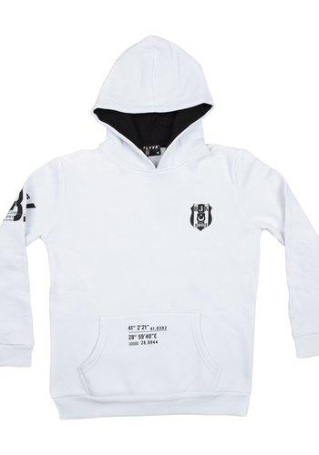 Beşiktaş Koordinaten VFP Kapuzenpullover Kinder 6920217
