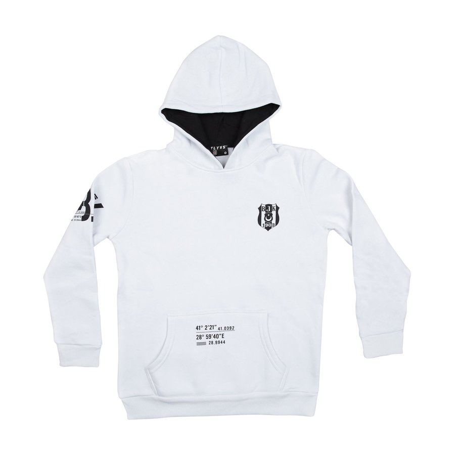 Beşiktaş Coördinaten VFP Hooded Sweater Kinderen 6920217