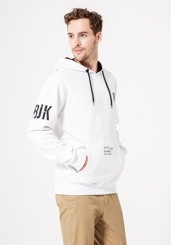 Beşiktaş Mens Coordinates VFP Hooded Sweater 7920217