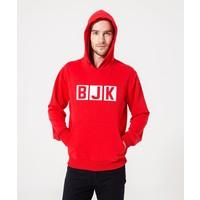Beşiktaş Mens 3D Print Hooded Sweater 7920219 Red