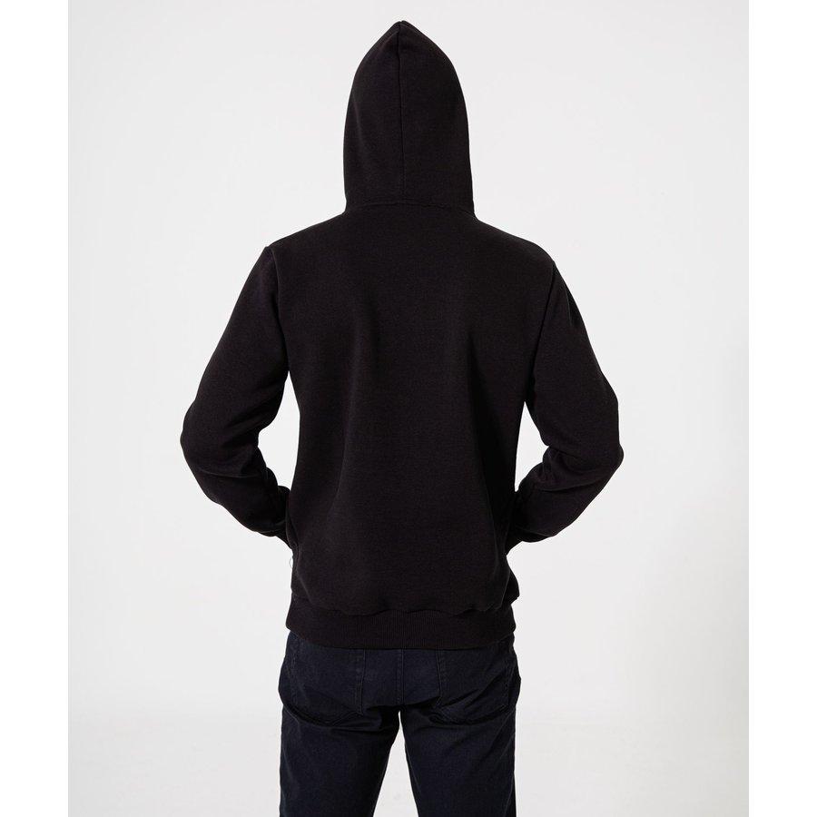 Beşiktaş Mens Nail Print Hooded Sweater 7920223