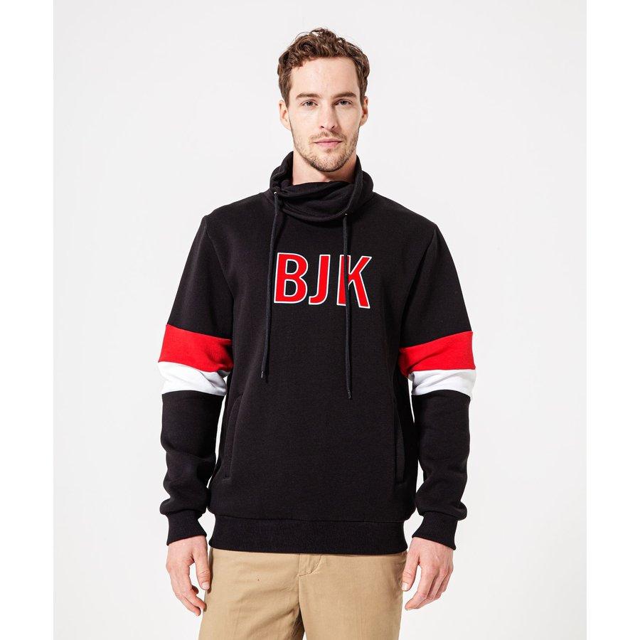 Beşiktaş Color Arms Hooded Sweater Heren 7920224 Zwart