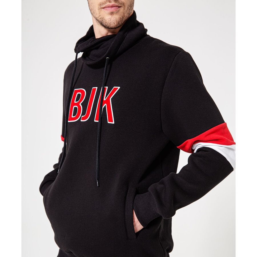 Beşiktaş Color Arms Sweat à Capuche Pour Hommes 7920224 Noir