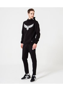 Beşiktaş Mens 3D Eagle Hooded Sweater 7920232