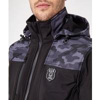 Beşiktaş Manteau Camo Softshell Pour Hommes 7920505