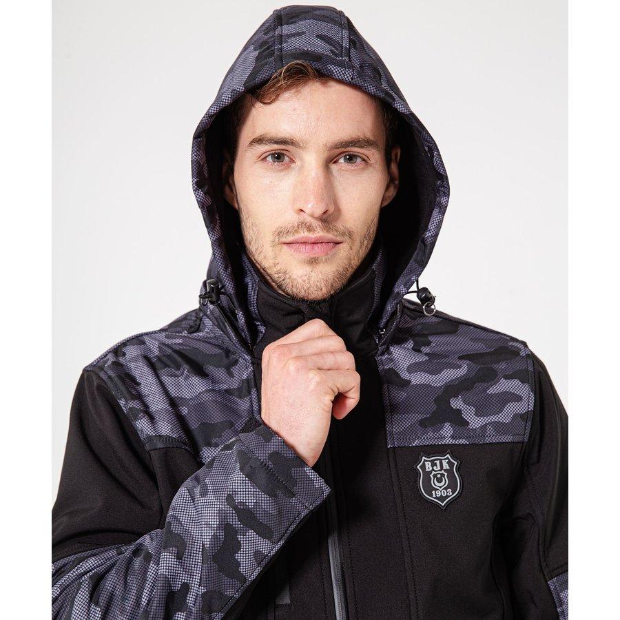 Beşiktaş Camo Softshell Herrenjacke 7920505