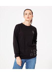 Beşiktaş Tonal Print Sweater Pour Femmes 8920213