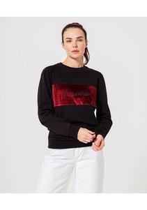 Beşiktaş B&W Sweater Pour Femmes 8920214