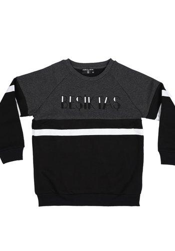 Beşiktaş Block College Sweater Kinder 6920208