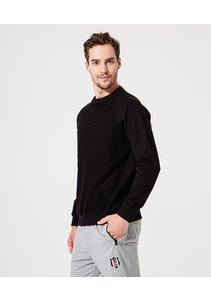 Beşiktaş Raglan MC Logo Sweater Pour Hommes 7920204