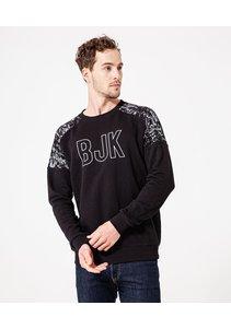 Beşiktaş Mens Raglan Feather Sweater 7920210